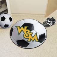 William & Mary Tribe Soccer Ball Mat