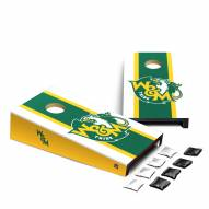 William & Mary Tribe Mini Cornhole Set