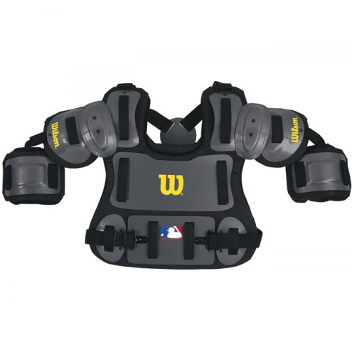 """Wilson 13"""" Baseball Umpire Fitted Chest Protector"""