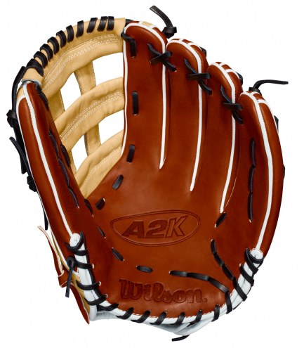 "Wilson 2018 A2K Premier 12.75"" Outfield Baseball Glove - Right Hand Throw"