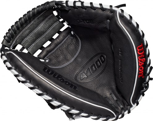 "Wilson A1000 33"" Baseball Catchers Mitt - Right Hand Throw"
