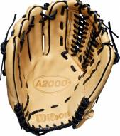 "Wilson A2000 D33 11.75"" Baseball Pitcher's Glove - Left Hand Throw"