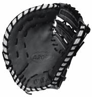 "Wilson A2000 1617 SuperSkin 12.5"" Baseball First Base Mitt - Left Hand Throw"