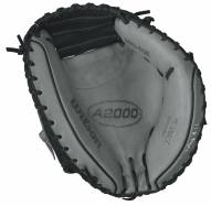 "Wilson A2000 1790 SuperSkin 34"" Baseball Catcher's Mitt - Right Hand Throw"
