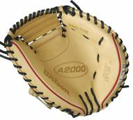 "Wilson A2000 CM 33"" Baseball Catchers Mitt - Right Hand Throw"