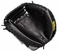 "Wilson A2000 M2 SuperSkin 33.5"" Baseball Catcher's Mitt - Right Hand Throw"