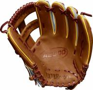 """Wilson A2000 Pedroia Fit SuperSkin Game Model 11.75"""" Infield Baseball Glove - Right Hand Throw"""