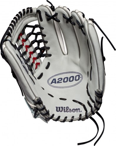 """Wilson A2000 SuperSkin 12.5"""" Outfield Fastpitch Softball Glove - Right Hand Throw"""