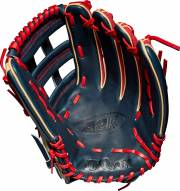 """Wilson A2K SuperSkin Game Model Mookie Betts 12.75"""" Outfield Baseball Glove - Right Hand Throw"""