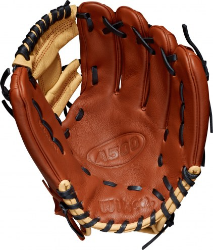"Wilson A500 11"" Youth All Positions Baseball Glove - Right Hand Throw"
