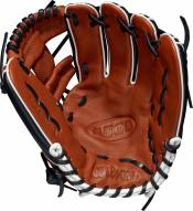 "Wilson A500 11.5"" Youth All Positions Baseball Glove - Left Hand Throw"