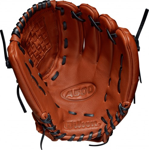 """Wilson A500 12"""" Youth All Positions Baseball Glove - Left Hand Throw"""