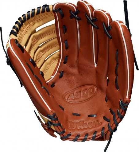 """Wilson A500 12.5"""" Youth All Positions Baseball Glove - Right Hand Throw"""