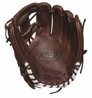 """Wilson A900 Pedroia Fit 11.5"""" All Positions Baseball Glove - Right Hand Throw"""