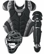 Wilson C1K Catcher's Adult Gear Kit