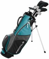 Wilson Profile JGI Junior Girls Large Complete Golf Club Set - Ages 11-14