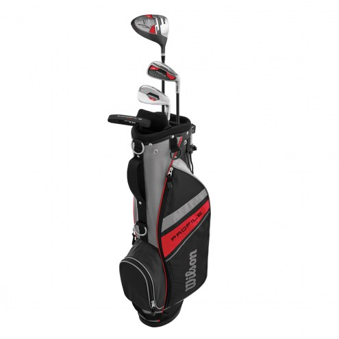 Wilson Profile Junior Complete Golf Club Set - Ages 4-7