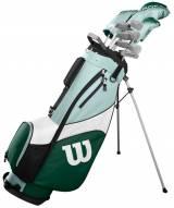 Wilson Profile SGI Women's Complete Golf Club Set - Carry Bag