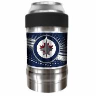 Winnipeg Jets 12 oz. Locker Vacuum Insulated Can Holder