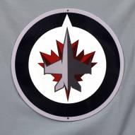 "Winnipeg Jets 12"" Steel Logo Sign"