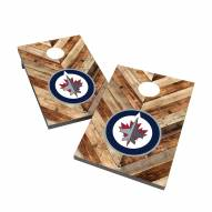 Winnipeg Jets 2' x 3' Cornhole Bag Toss