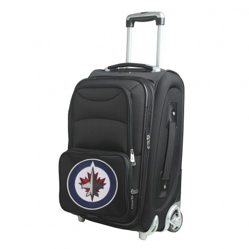 "Winnipeg Jets 21"" Carry-On Luggage"