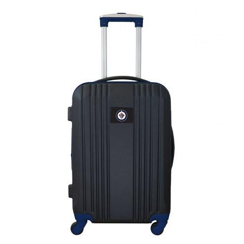 "Winnipeg Jets 21"" Hardcase Luggage Carry-on Spinner"
