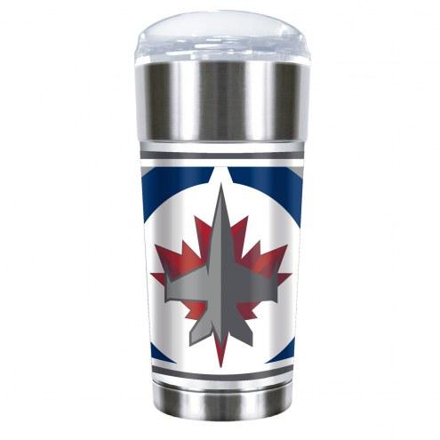 Winnipeg Jets 24 oz. Eagle Travel Tumbler