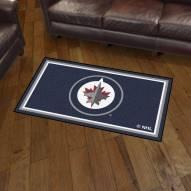 Winnipeg Jets 3' x 5' Area Rug