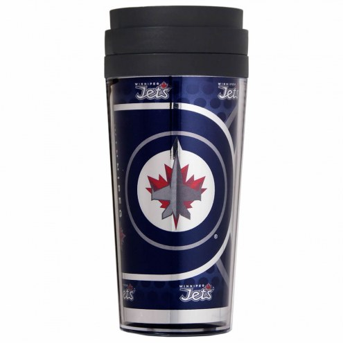 Winnipeg Jets Acrylic Travel Tumbler