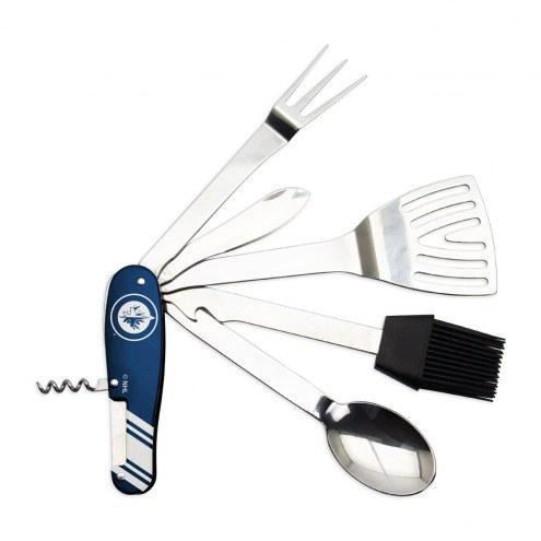 Winnipeg Jets BBQ Multi-Tool