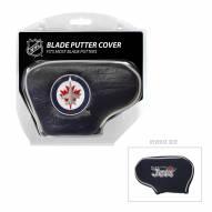 Winnipeg Jets Blade Putter Headcover
