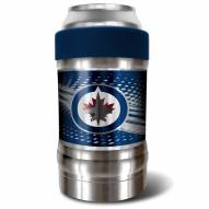 Winnipeg Jets Blue 12 oz. Locker Vacuum Insulated Can Holder