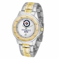 Winnipeg Jets Competitor Two-Tone Men's Watch