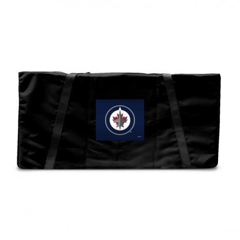 Winnipeg Jets Cornhole Carrying Case