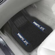 Winnipeg Jets Deluxe Car Floor Mat Set