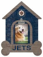 Winnipeg Jets Dog Bone House Clip Frame