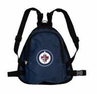 Winnipeg Jets Dog Mini Backpack
