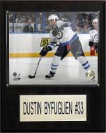 "Winnipeg Jets Dustin Byfuglien 12"" x 15"" Player Plaque"