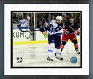 Winnipeg Jets Evander Kane Action Framed Photo