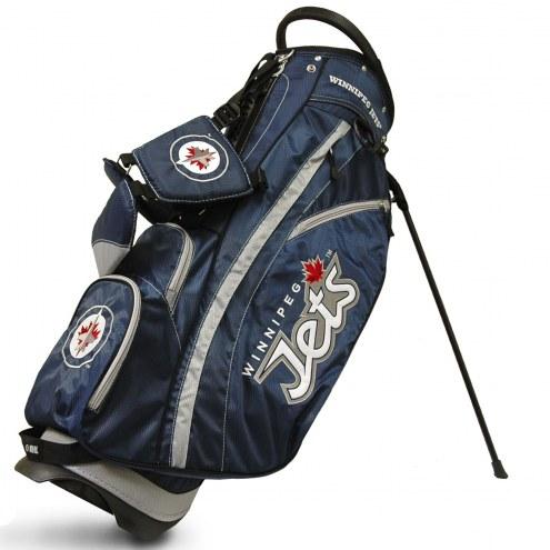 Winnipeg Jets Fairway Golf Carry Bag
