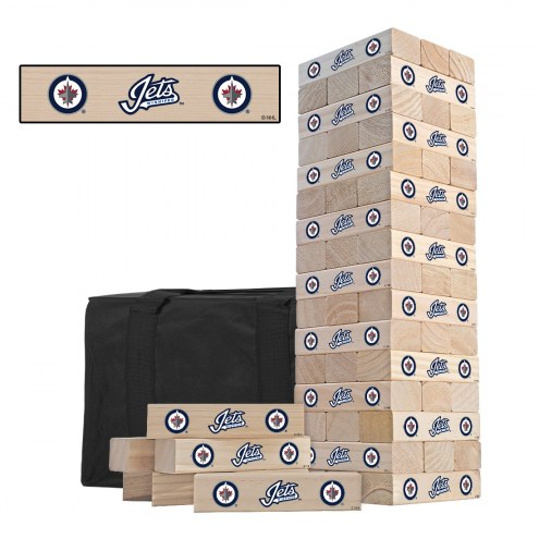 Winnipeg Jets Gameday Tumble Tower