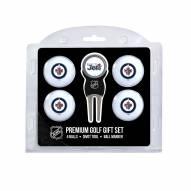 Winnipeg Jets Golf Ball Gift Set