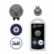 Winnipeg Jets Hat Clip & Marker Set