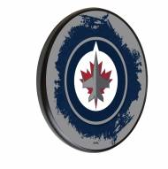 Winnipeg Jets Digitally Printed Wood Sign