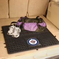 Winnipeg Jets Heavy Duty Vinyl Cargo Mat