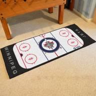 Winnipeg Jets Hockey Rink Runner Mat