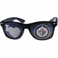 Winnipeg Jets I Heart Game Day Shades