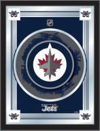 Winnipeg Jets Logo Mirror