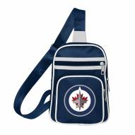 Winnipeg Jets Mini Cross Sling Bag